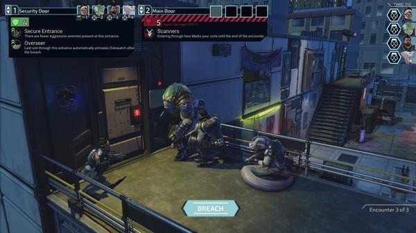 XCOM - chimera squad