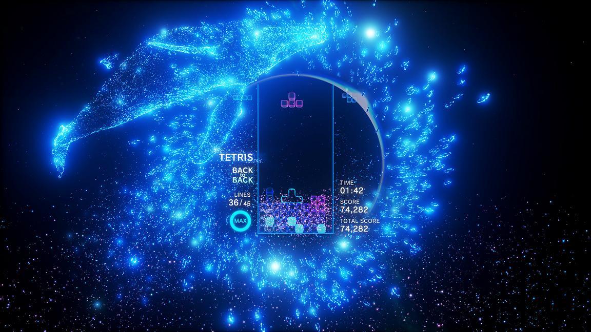 Tetris Effect review(Quest)