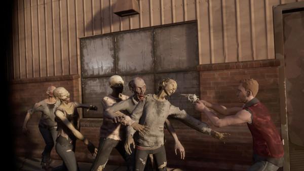 The Walking Dead: Saints & Sinners review(PSVR)