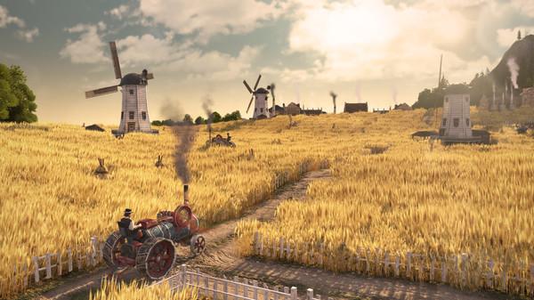 anno 1800 - bright harvest