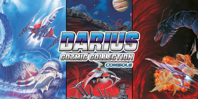 Darius Cozmic Collection review (Switch)