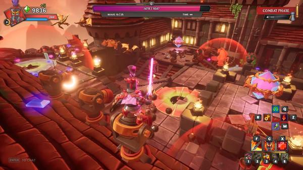 dungeon defenders - awakened3
