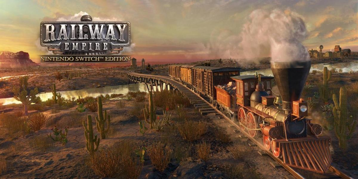 Railway Empire review (Switch)