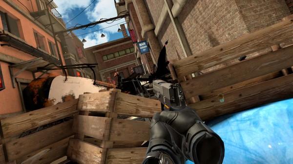 Crisis VRigade 2 review(PSVR)