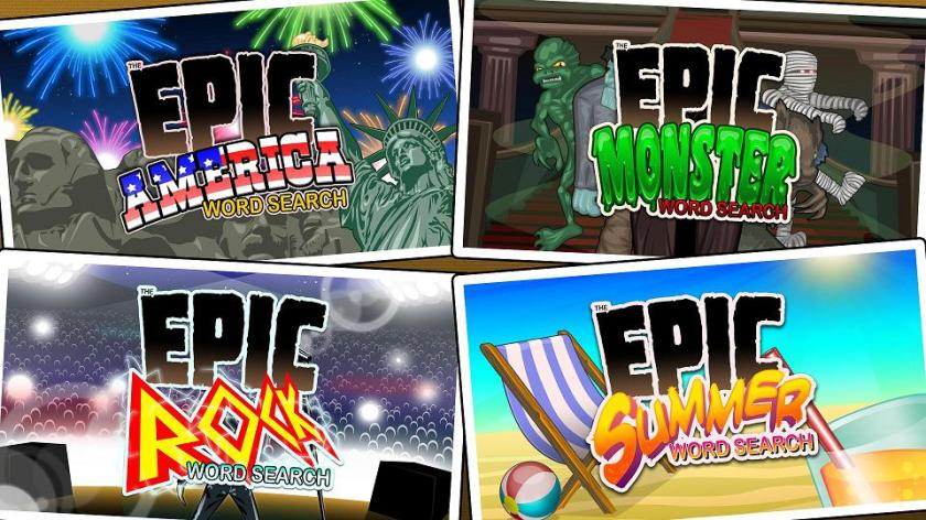 epic word search collection 2a