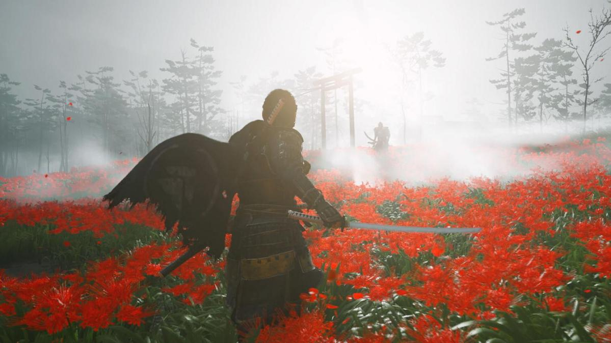 Ghost of Tsushima review (PS4)