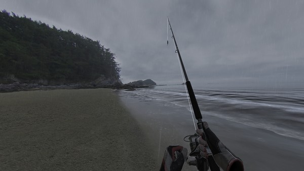 real vr fishing2