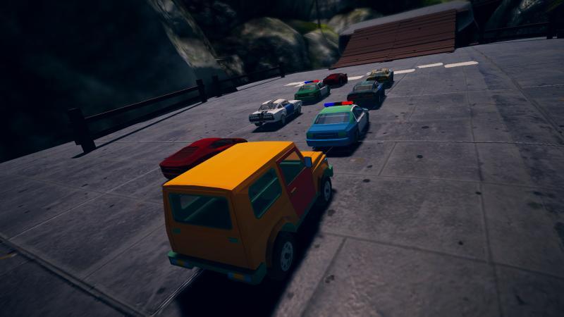 tiny racer2