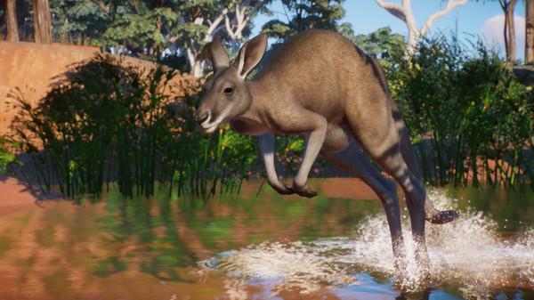 planet zoo - australia