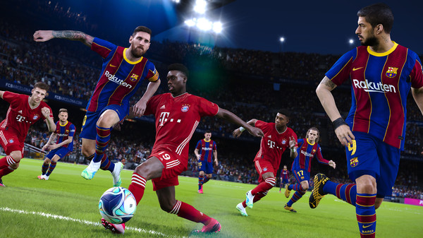 eFootball PES 2021 review (PS4)