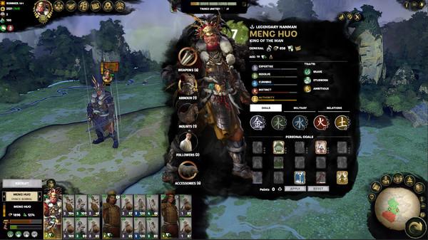total war - three kingdoms - furious wild2