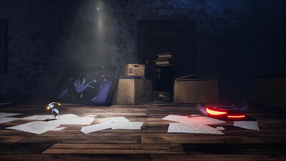 A Tale of Paper review (PS4)