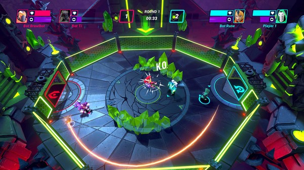 Indie roundup: Hyperbrawl Tournament, Cloudpunk & Macrotis: A Mother's Journey