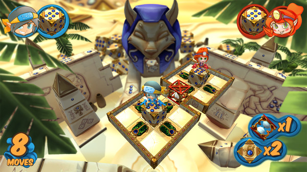 cube raiders2