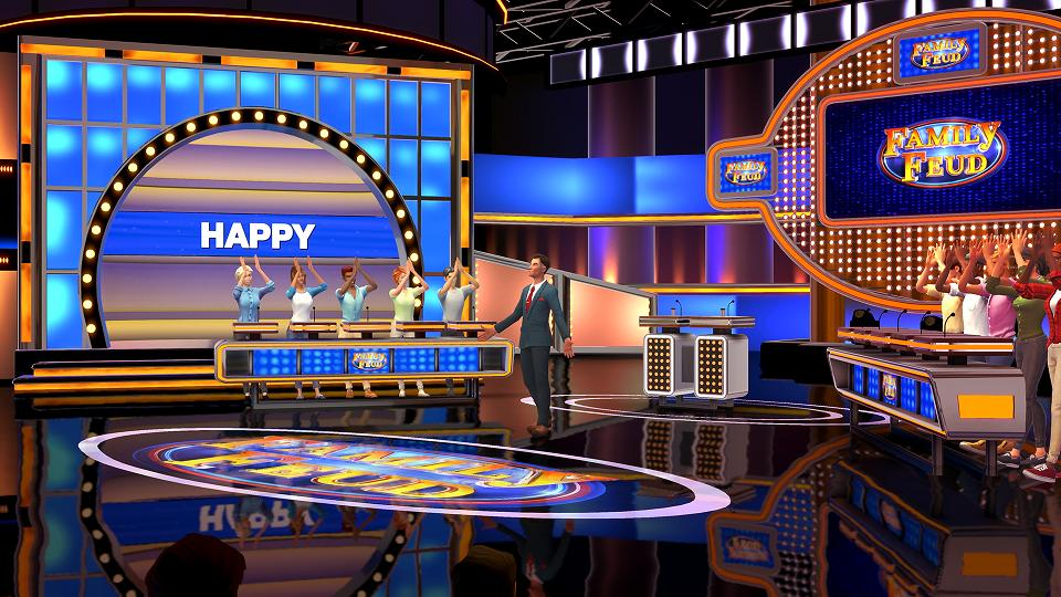 Family Feud review(PS4)