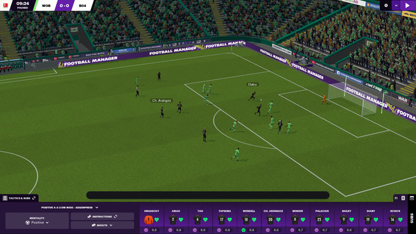 Football Manager 2021 review (PC)