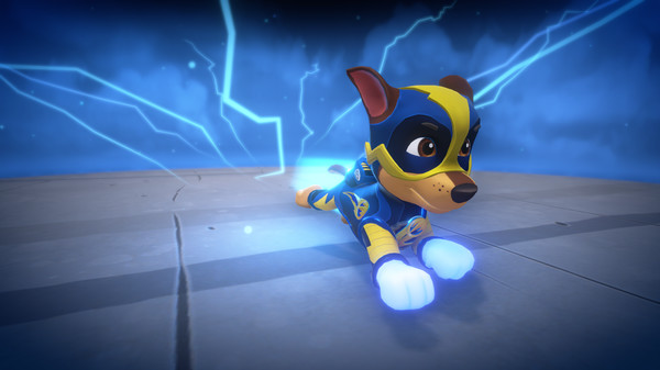 paw patrol - mighty pups save adventure bay