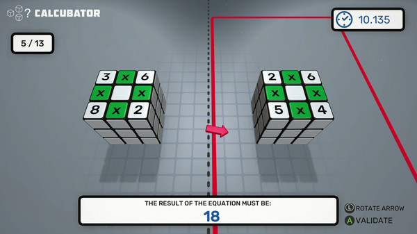 Professor Rubik's Brain Fitness review(PS4)