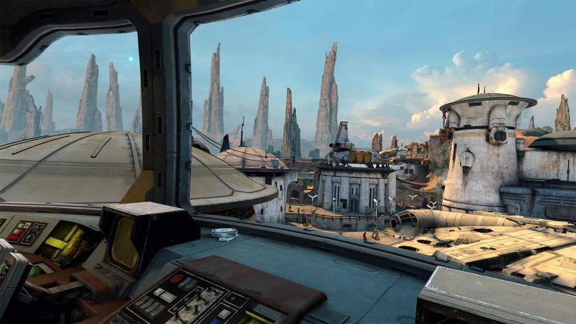 star wars - tales from the galaxy's edge