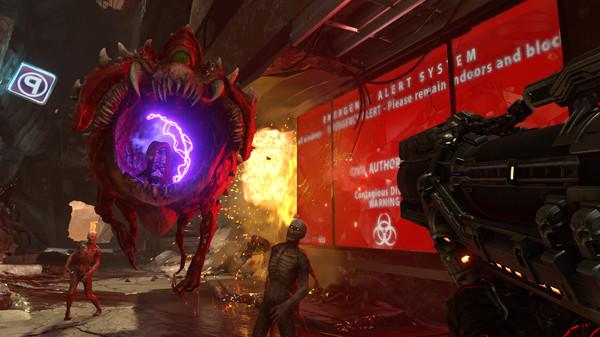 Release roundup: DOOM Eternal (Switch), DARQ & PhoenixPoint
