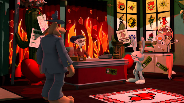 Sam & Max Save the World – Remastered review (PC)