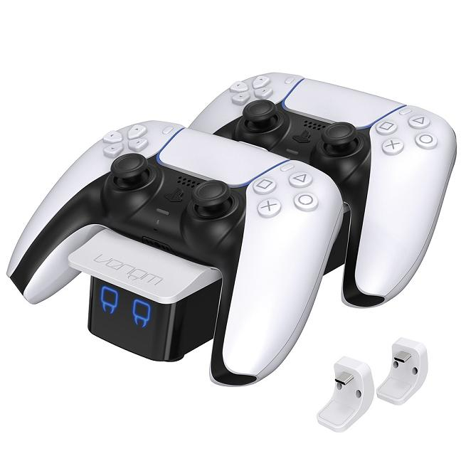 Venom releases charging solutions for next gen consoles(PS5/XSX)