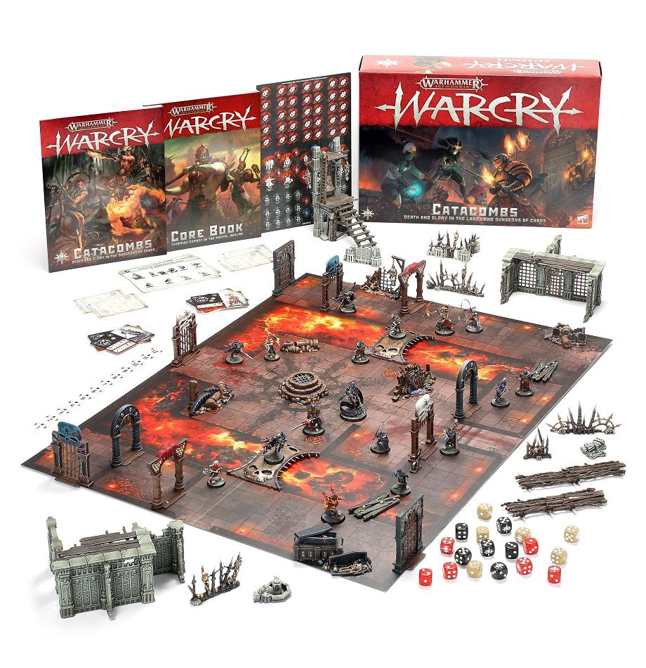 Warcry Catacombs review