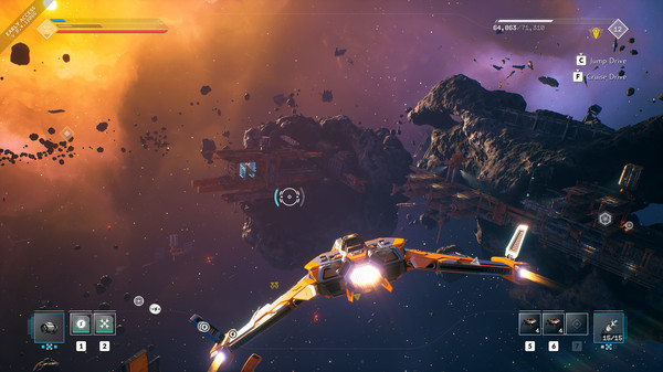 Release roundup: Everspace 2, Teratopia, Synth Riders & GoldenForce