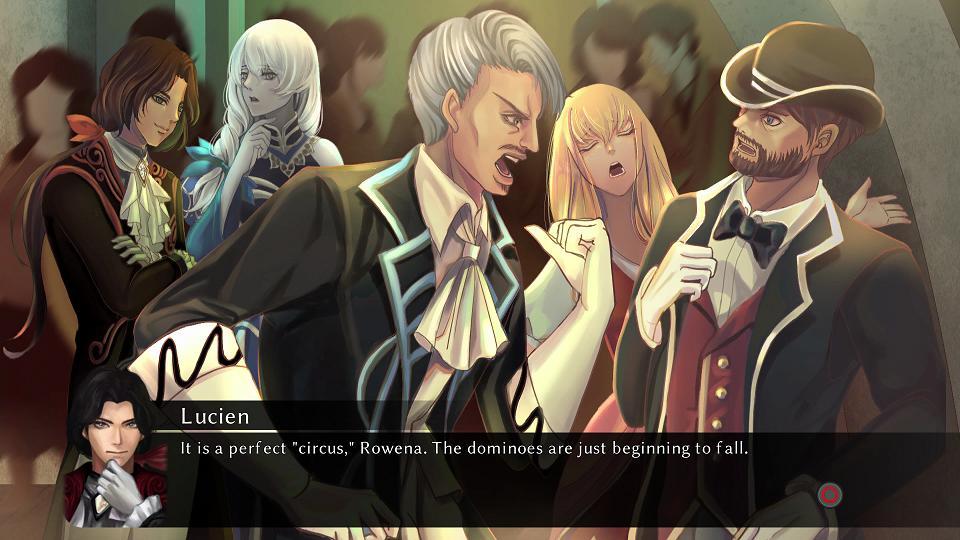Fallen Legion Revenants review(PS4)