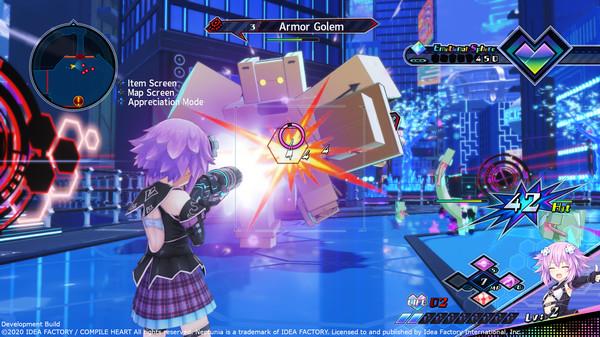 Neptunia Virtual Stars review(PS4)