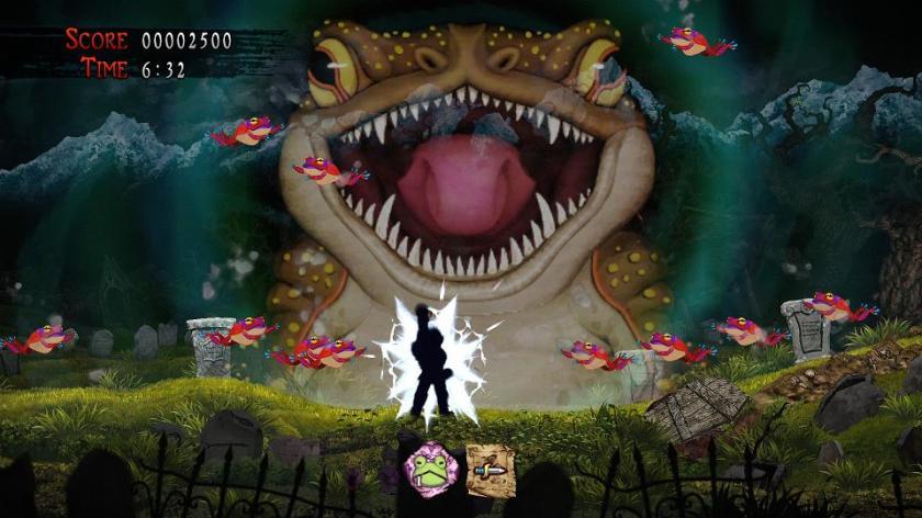 Ghosts n Goblins Resurrection3