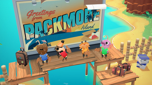 Release roundup: Movers in Paradise, Blastful & Bang-onBalls
