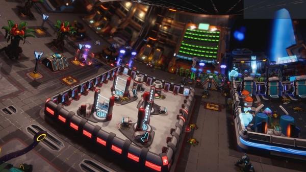 Spacebase Startopia review(PS4/PS5)