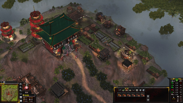 stronghold warlords3