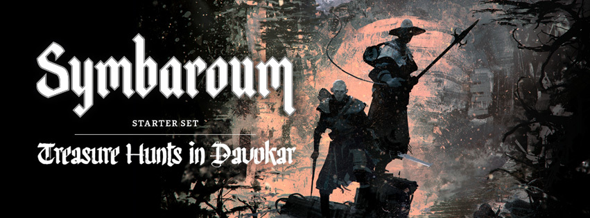Developer interview: Symbaroum Starter Set – Treasure Hunts in Davokar