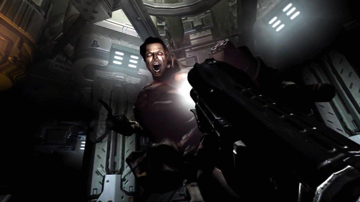 Doom 3 – VR Edition review(PSVR)