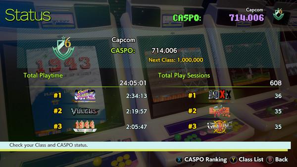 capcom arcade stadium2