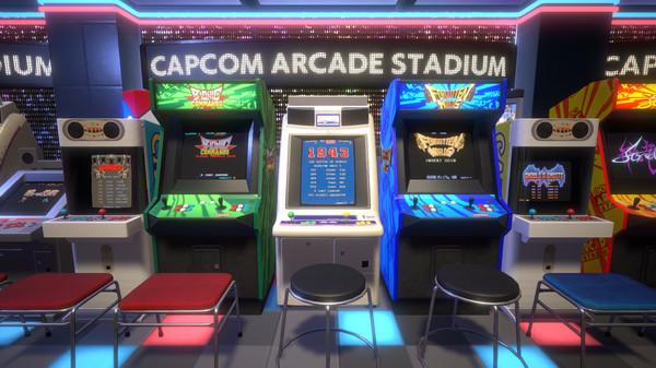 Capcom Arcade Stadium review(PS4)