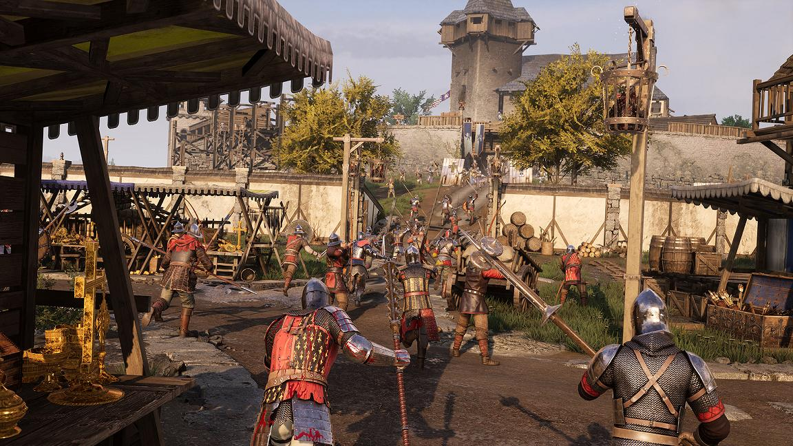 Chivalry II review(PS5)