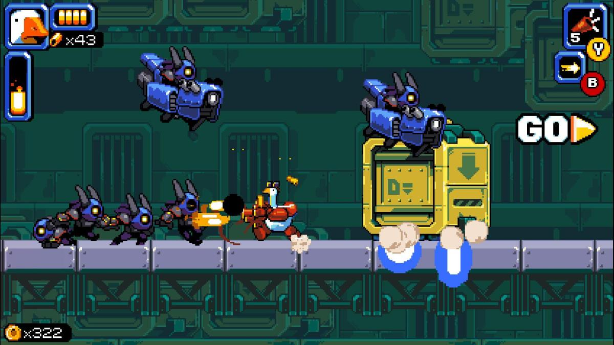 Indie roundup: Mighty Goose, Lost Epic, Hentai vs Evil & ParadoxError