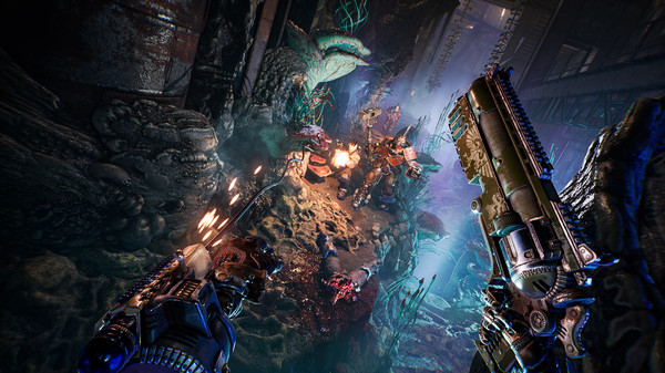 Necromunda: Hired Gun review(PS5)