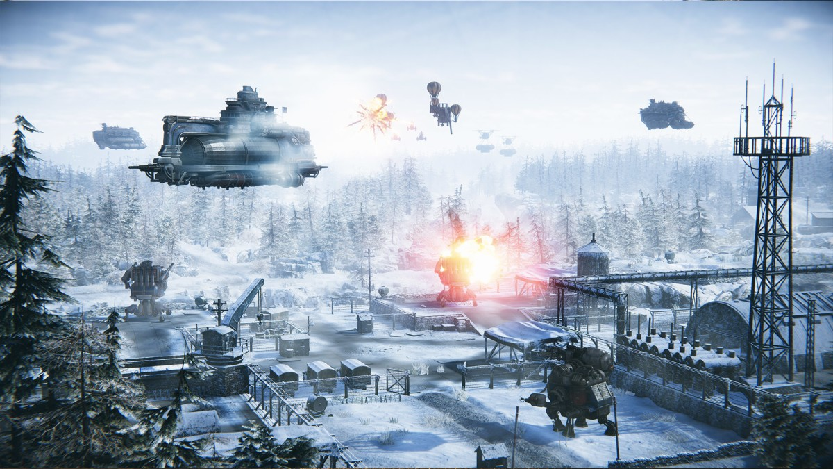 Iron Harvest – Operation Eagle review(PC)