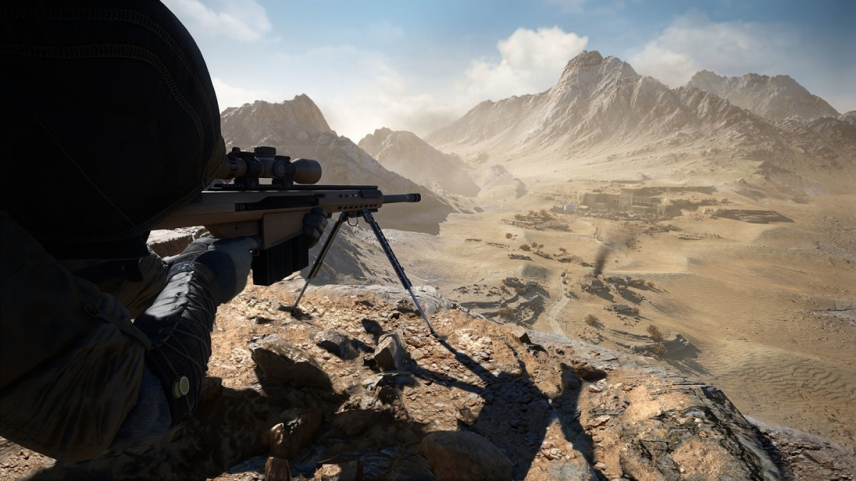 Sniper Ghost Warrior Contracts 2 review(PS4)