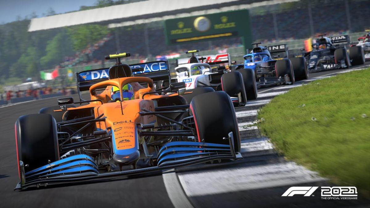 F1 2021 review(PS5)