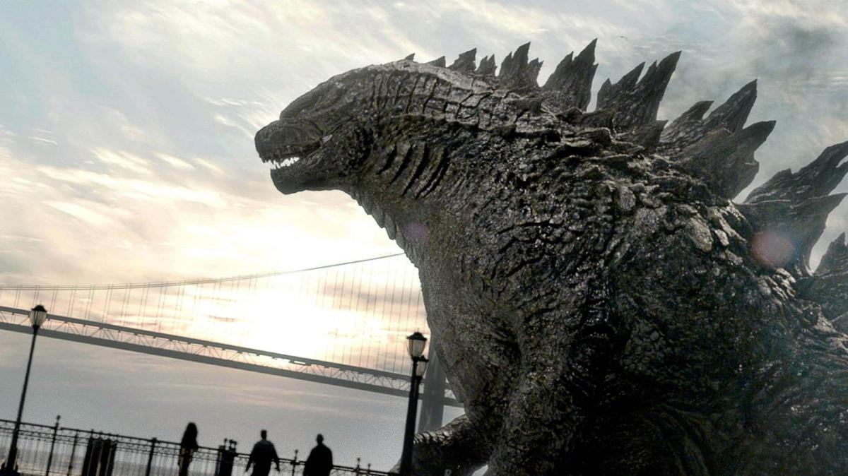 Godzilla 4K review(BluRay)