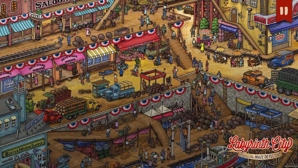 Indie roundup: Labyrinth City: Pierre the Maze Detective, Metaloid: Origin, Synth Riders DLC & Indigo 7: Quest forLove