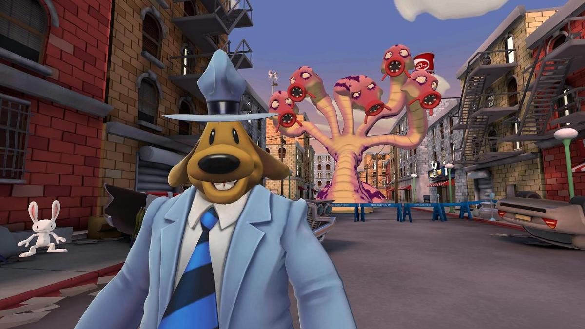 Sam & Max: This Time It's Virtual review(Quest)