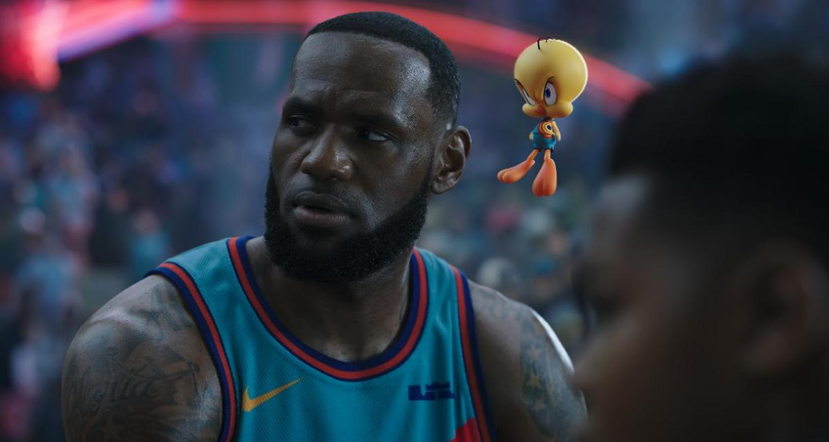 Space Jam: A New Legacyreview