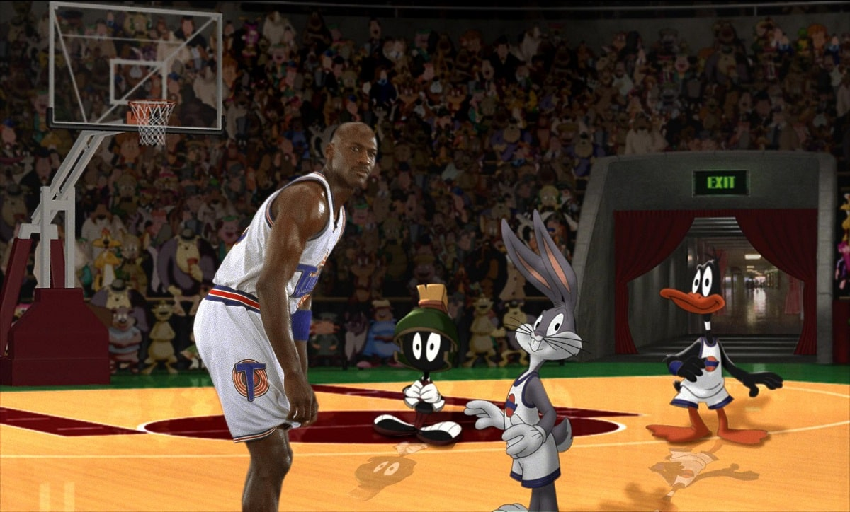 Space Jam 4K review(BluRay)