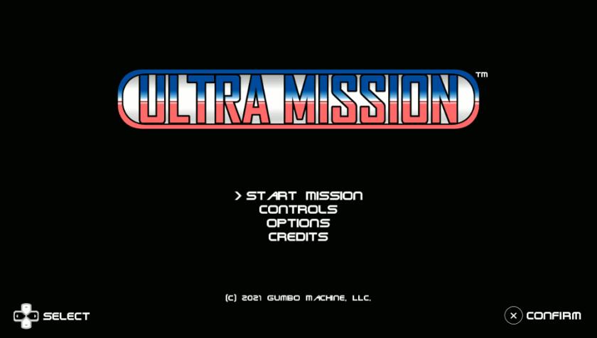 ultra mission